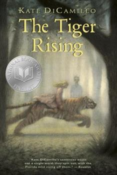 Paperback The Tiger Rising Book
