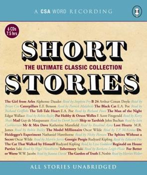 Short Stories: The Ultimate Classic Collection (Csa Word Recording) 1904605540 Book Cover