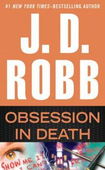 Obsession in Death 0425278891 Book Cover