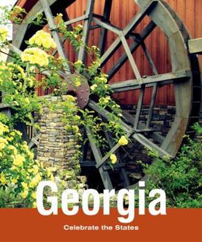 Georgia - Book  of the Celebrate the States