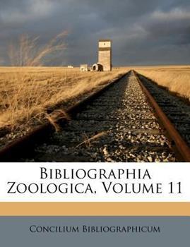 Paperback Bibliographia Zoologica Book