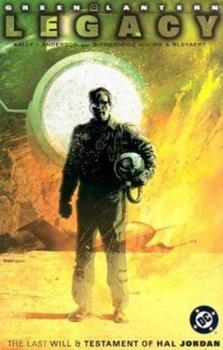 Green Lantern: Legacy - The Last Will & Testament of Hal Jordan - Book  of the Green Lantern #Hal Jordan vol. 2