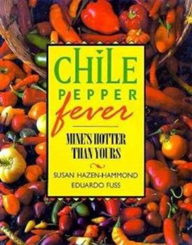 Paperback Chile Pepper Fever Book