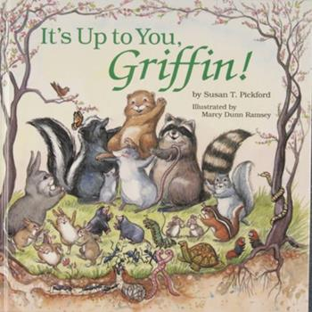 Hardcover It's Up to You, Griffin Book