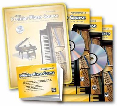 Paperback Premier Piano Course Success Kit: Level 1B, Kit Book