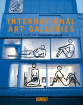 Hardcover International Art Galleries Book