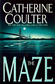 Hardcover The Maze (FBI Thriller) Book