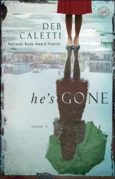 He's Gone 0345534352 Book Cover