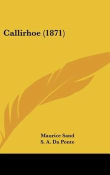 Hardcover Callirhoe Book