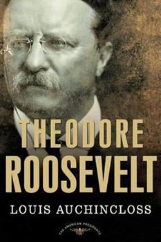 Theodore Roosevelt 0805069062 Book Cover