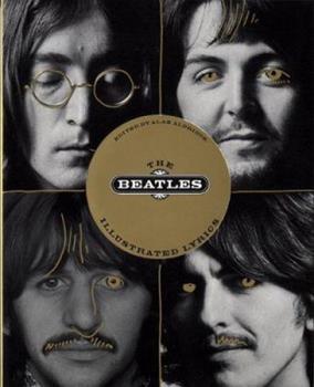 Paperback The Beatles Illustrated Lyrics Book