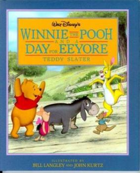 Winnie the Pooh and A Day For Eeyore (Disney Storyteller) - Book  of the Disney's Wonderful World of Reading