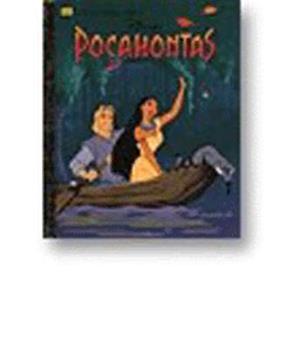 Disney's Pocahontas (Little Golden Book) - Book  of the Little Golden Books