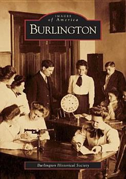 Burlington - Book  of the Images of America: Wisconsin