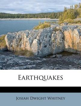 Paperback Earthquakes Book