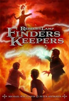 Finders Keepers - Book #2 of the Rebels of the Lamp