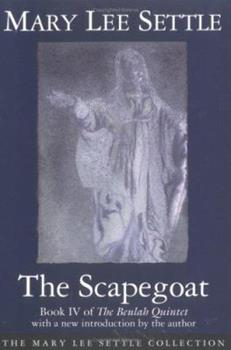 The Scapegoat 1570031177 Book Cover