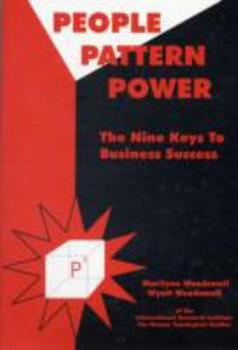 Paperback People Pattern Power: P3 : The Nine Keys to Business Success Book