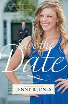 Paperback Save the Date Book