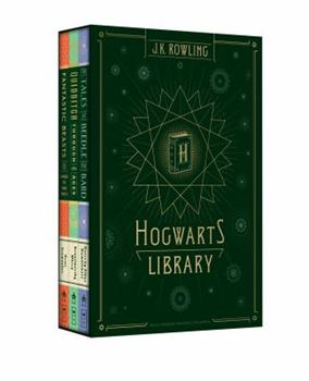 Hardcover Hogwarts Library Book