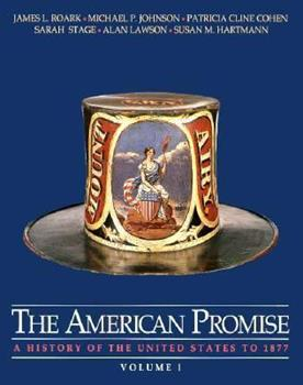 American Promise Map Workbook 0312184522 Book Cover
