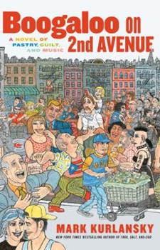 Boogaloo on 2nd Avenue 0345448189 Book Cover