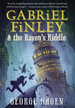 Paperback Gabriel Finley and the Raven's Riddle Book
