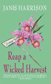 Reap a Wicked Harvest (A Bretta Solomon Mystery) 0312993935 Book Cover