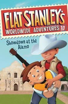 Showdown at the Alamo 0062189883 Book Cover