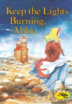 Keep the Lights Burning, Abbie - Book  of the On My Own History
