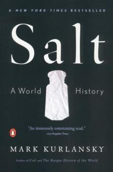 Paperback Salt : A World History Book