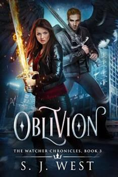 Oblivion - Book #6 of the Watcher Books