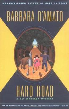 Hard Road: A Cat Marsala Mystery (Cat Marsala Mysteries) 0743200950 Book Cover