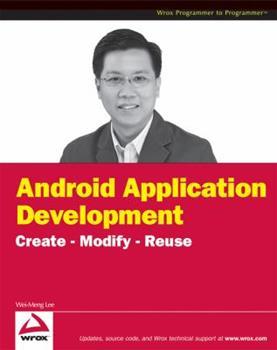 Paperback Beginning Android 2 Application Development Book