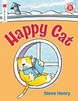Paperback Happy Cat Book