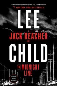 Paperback The Midnight Line: A Jack Reacher Novel Book