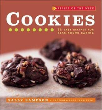 Recipe of the Week: Cookies (Recipe of the Week) 0471921904 Book Cover