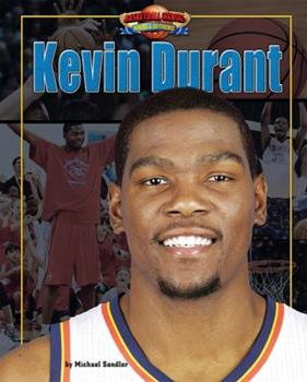 Kevin Durant 1617724408 Book Cover