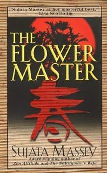 The Flower Master 0061097349 Book Cover