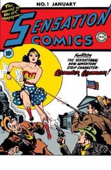 Hardcover Wonder Woman: The Golden Age Omnibus, Volume 1 Book