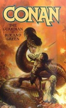 Conan The Guardian (Conan) - Book  of the Conan the Barbarian