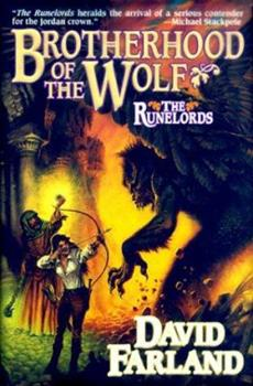 Brotherhood of the Wolf - Book #2 of the Runelords