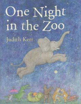 Paperback One Night In The Zoo Book