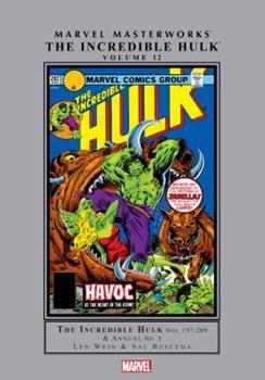 Marvel Masterworks: The Incredible Hulk, Vol. 12 - Book #263 of the Marvel Masterworks