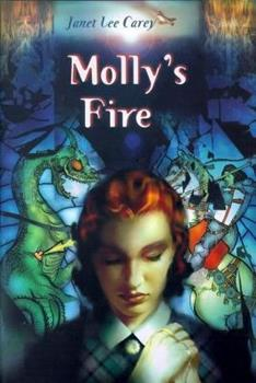Molly's Fire 0689826125 Book Cover