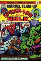 Essential Marvel Team-Up, Vol. 2 (Marvel Essentials) 0785121633 Book Cover