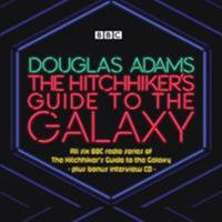 The Hitchhiker's Guide to the Galaxy: The Complete Radio Series 1787534677 Book Cover