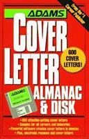 Adams Cover Letter Almanac & Disk (Adams Almanacs) 1558506195 Book Cover