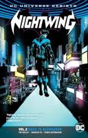 Nightwing, Vol. 2: Back to Blüdhaven 1401270859 Book Cover