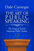 The Art of Public Speaking 1435169522 Book Cover